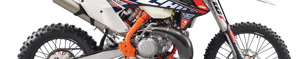 Piese si accesorii pentru motociclete enduro KTM